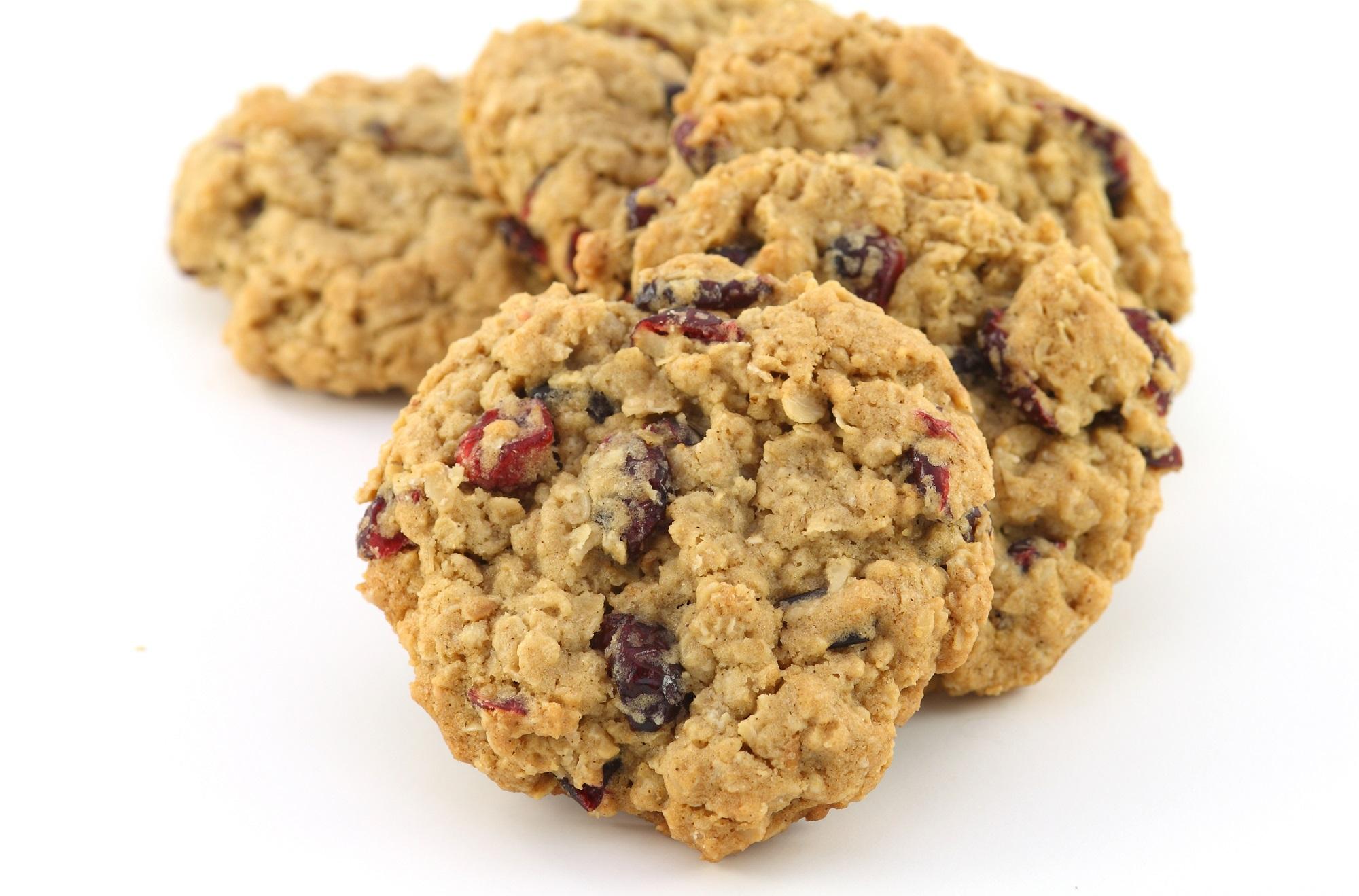 cookies-mit-haferflocken-und-cranberries