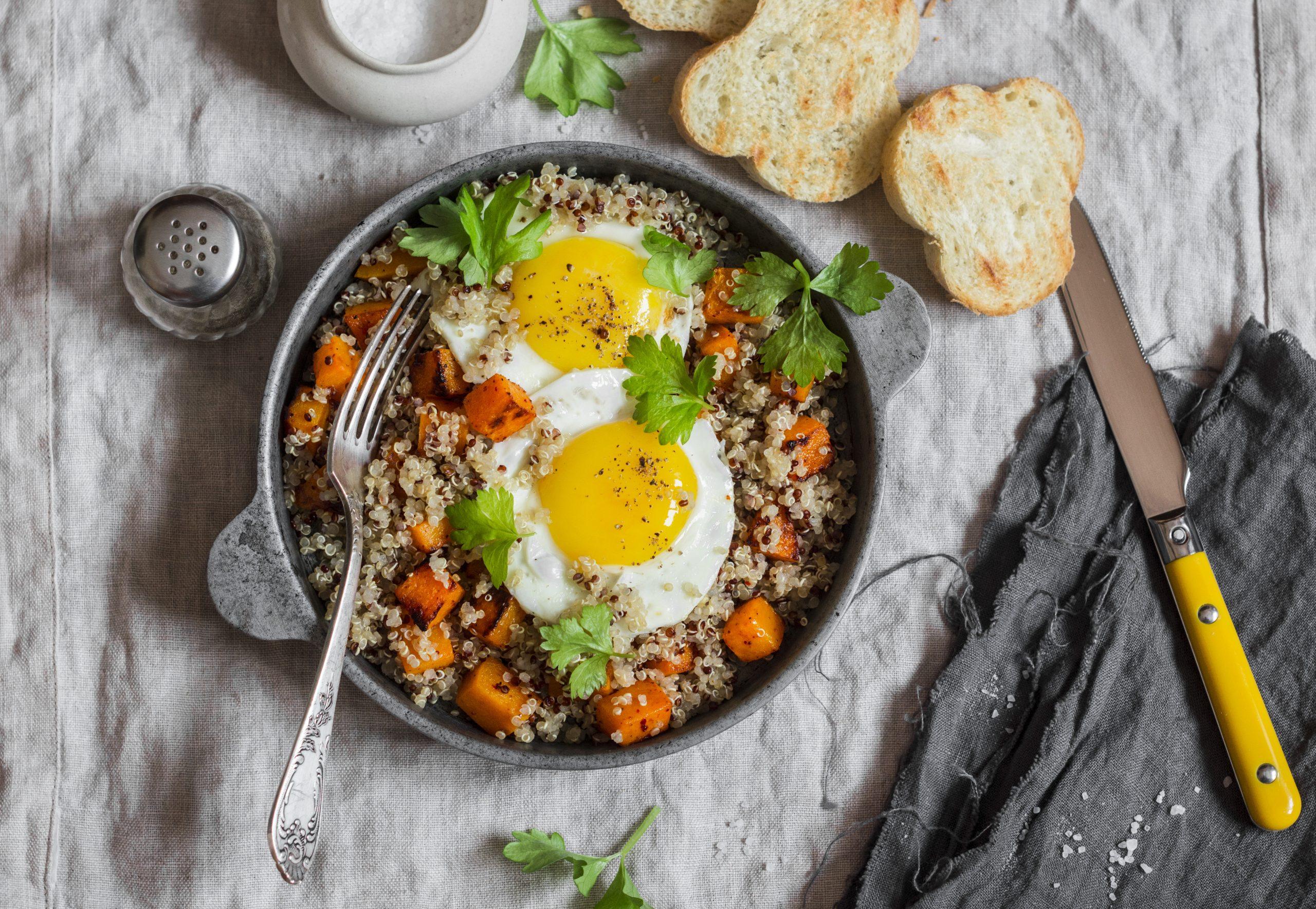 quinoa-mit-kuerbis-und-spiegele